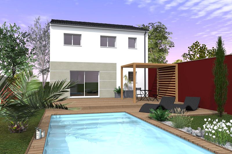 mod le urba maisons bati sud. Black Bedroom Furniture Sets. Home Design Ideas