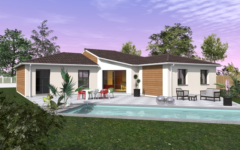 calysta 07 maisons bati sud. Black Bedroom Furniture Sets. Home Design Ideas