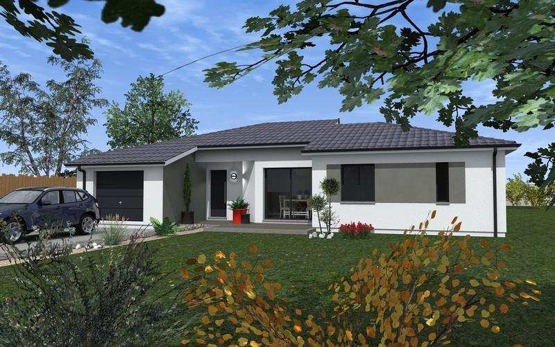 calysta 08 maisons bati sud. Black Bedroom Furniture Sets. Home Design Ideas