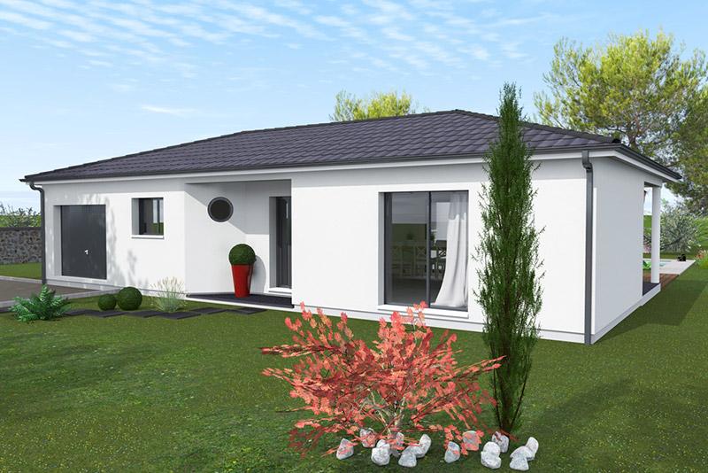 delta 01 maisons bati sud. Black Bedroom Furniture Sets. Home Design Ideas