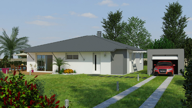 luca 01 maisons bati sud. Black Bedroom Furniture Sets. Home Design Ideas