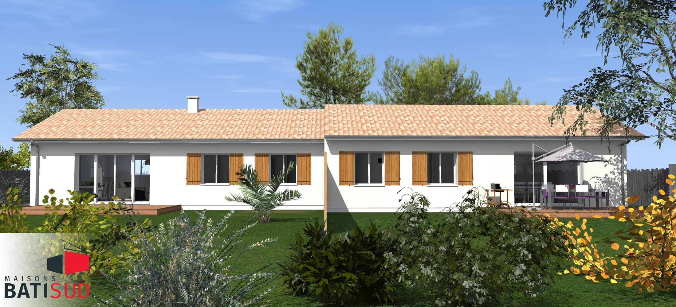 Maisons Bati Sud : Superbe maison double pour investisseur. home