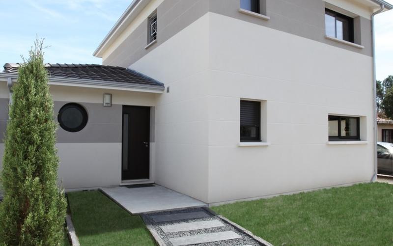 maison de ville contemporaine ventana blog. Black Bedroom Furniture Sets. Home Design Ideas
