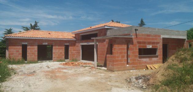 Bati Sud présente : Notre avancée de chantier à CENAC 32
