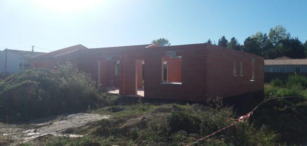 Bati Sud : chantier maison à Cavignac - 34