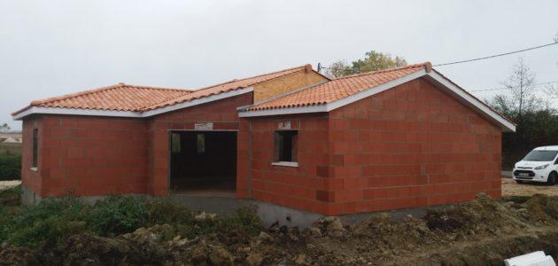 Bati Sud : chantier maison à Cavignac - 32