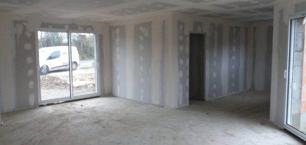 Bati Sud : chantier maison à Cavignac - 28