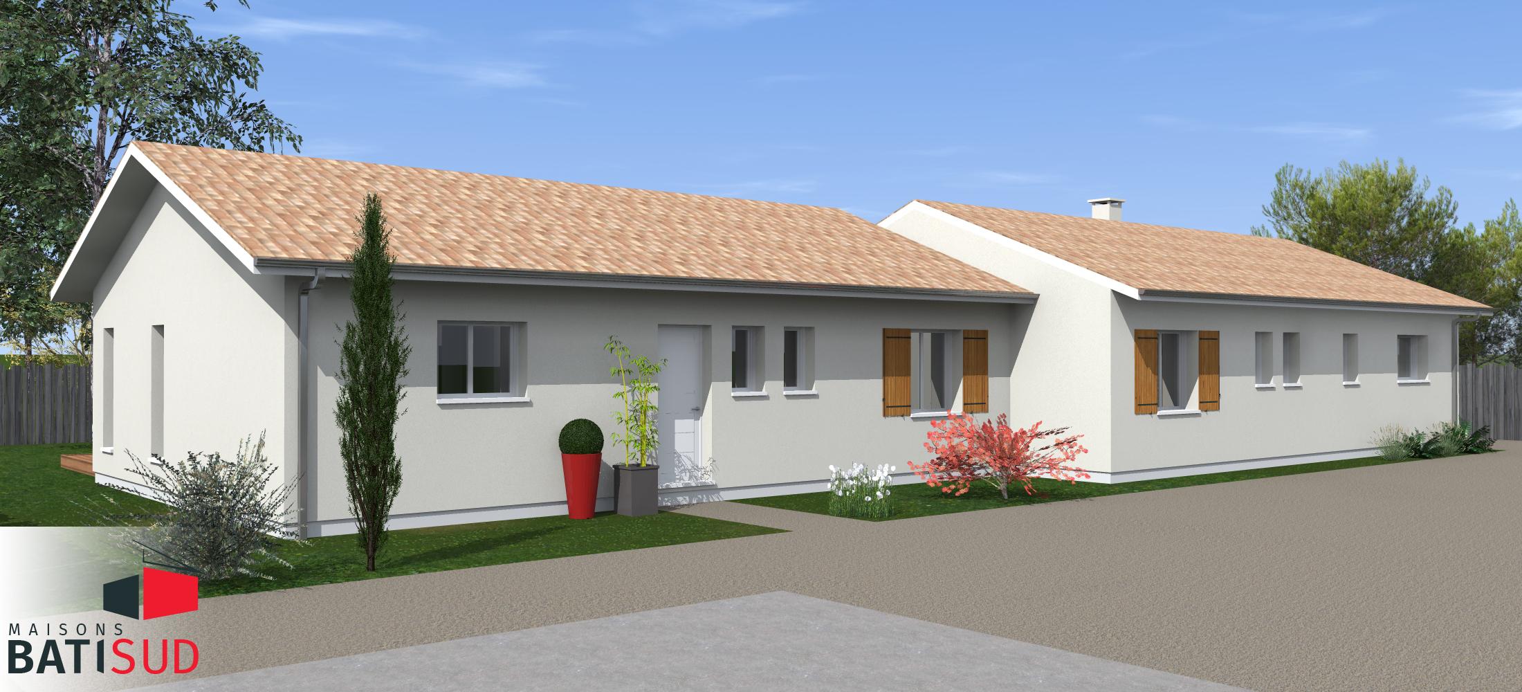 Maisons Bati Sud : Superbe maison double pour investisseur. 2