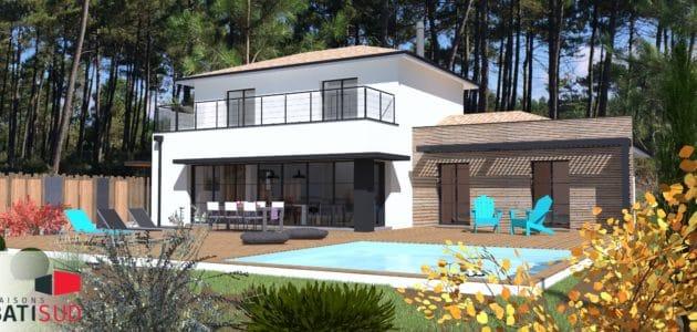 maisons Bati Sud Andernos - construction 4