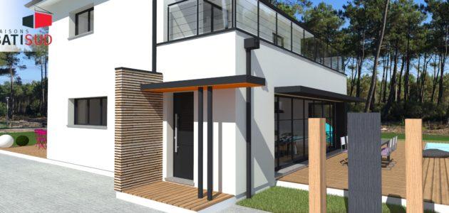 maisons Bati Sud Andernos - construction 3