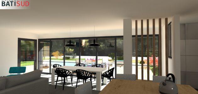 maisons Bati Sud Andernos - construction