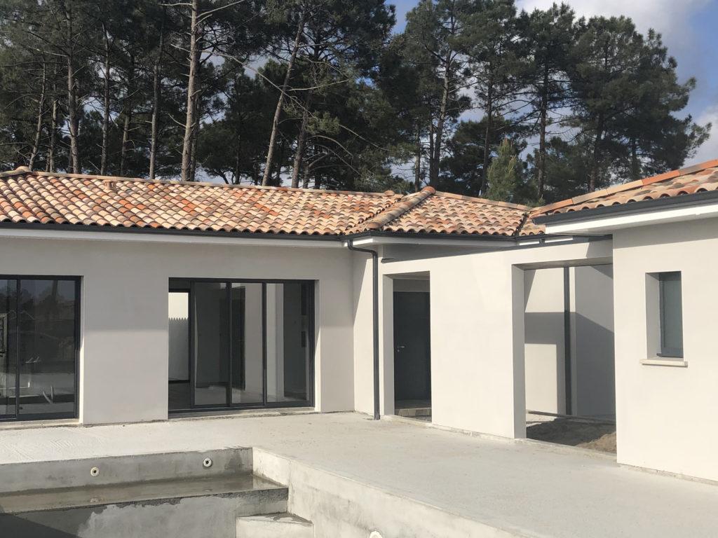 Maisons Bati Sud : Livraison de cette superbe maison de 190m² sur Andernos-Les-Bains - 10
