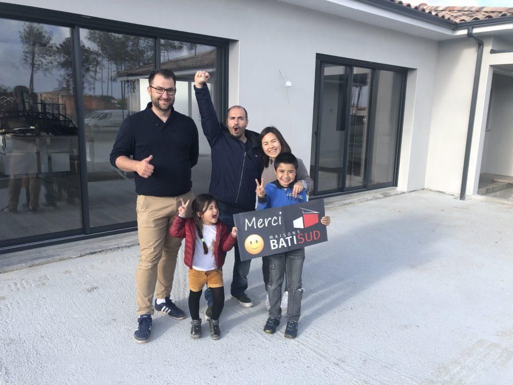 Maisons Bati Sud : Livraison de cette superbe maison de 190m² sur Andernos-Les-Bains - 11