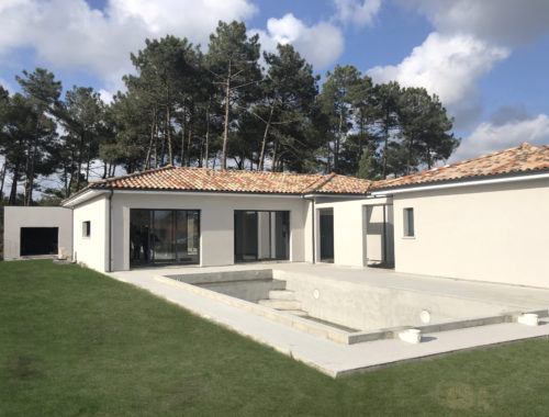 Maisons Bati Sud : Livraison de cette superbe maison de 190m² sur Andernos-Les-Bains
