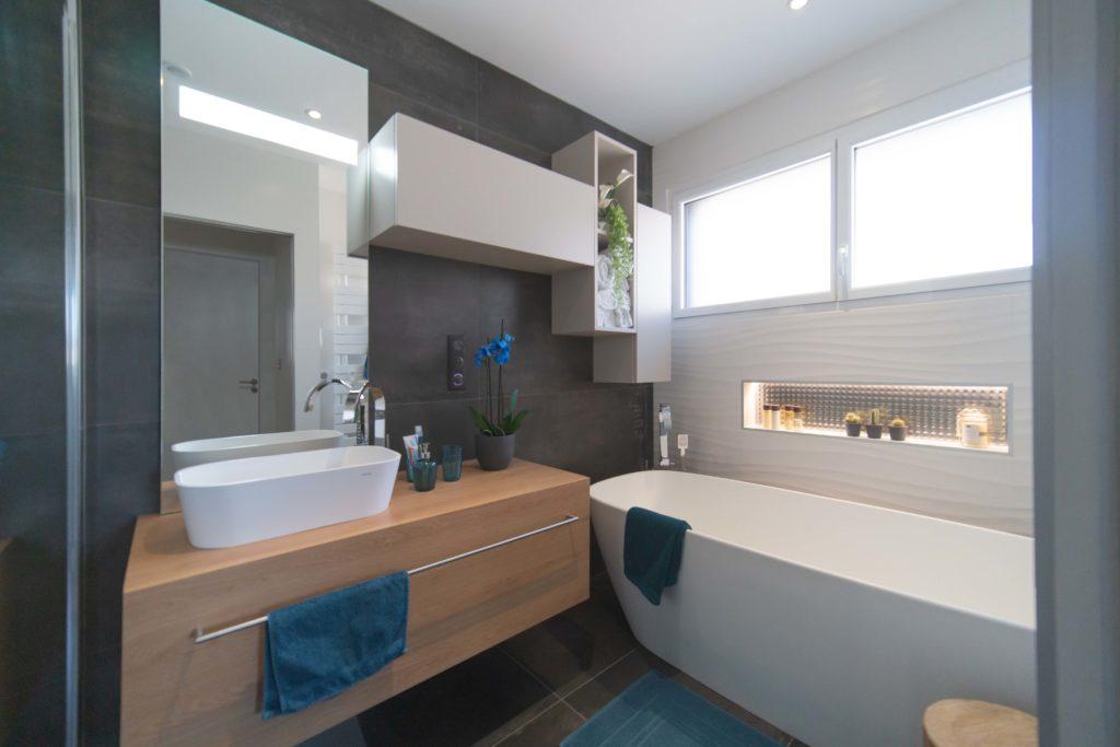Maisons Bati Sud :Maison contemporaine de plus de 200m² à Saint-Médard-en-Jalles - 7