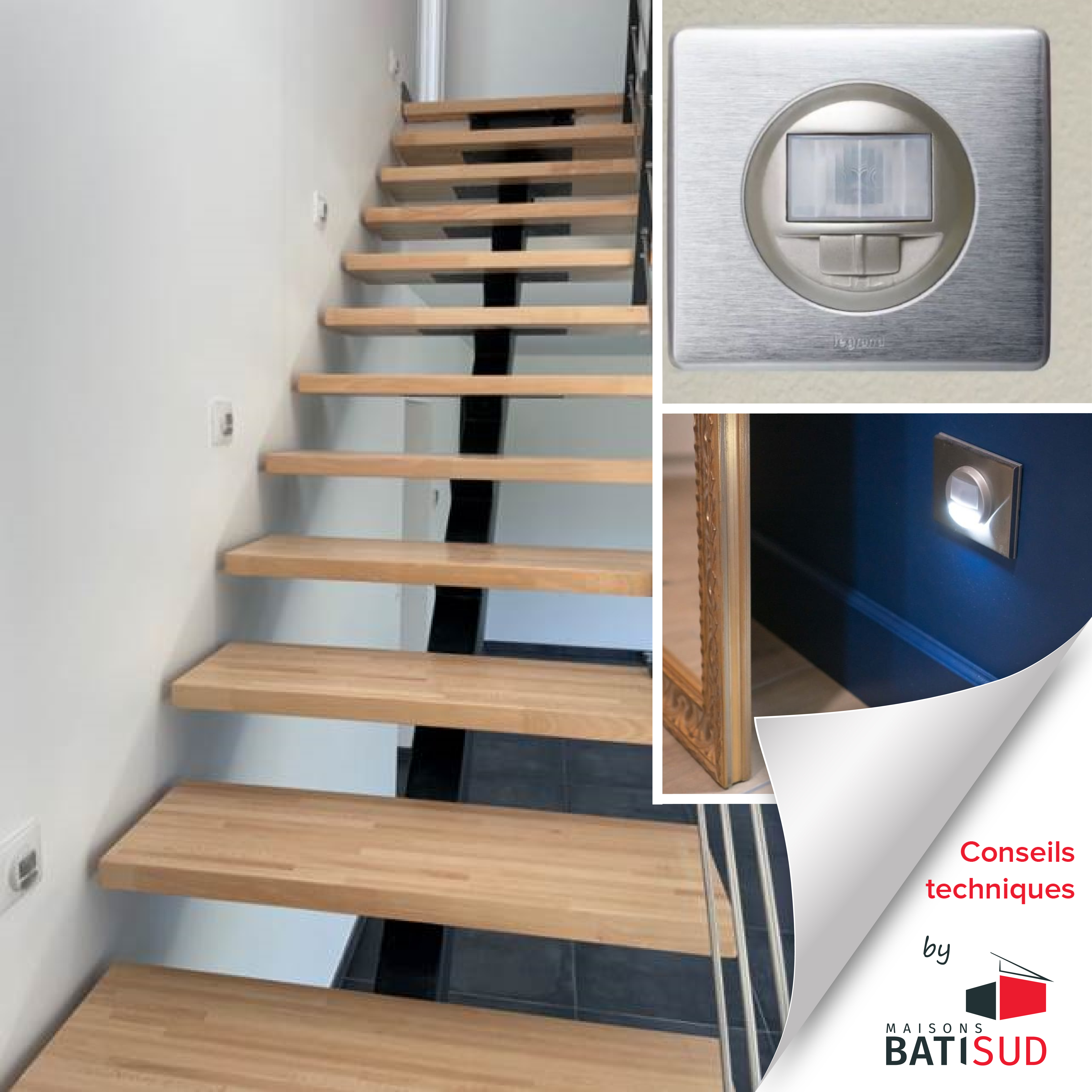 CONSEILS TECHNIQUES BY MAISONS BATI SUD : BORNES DE BALISAGE