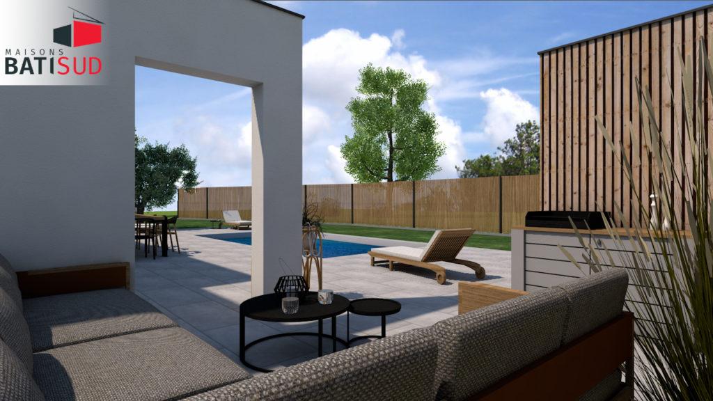 Maisons Bati Sud : maison 100% sur mesure à Saint-Aubin-du-Médoc - 2