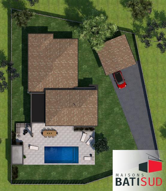 Maisons Bati Sud : maison 100% sur mesure à Saint-Aubin-du-Médoc - 4