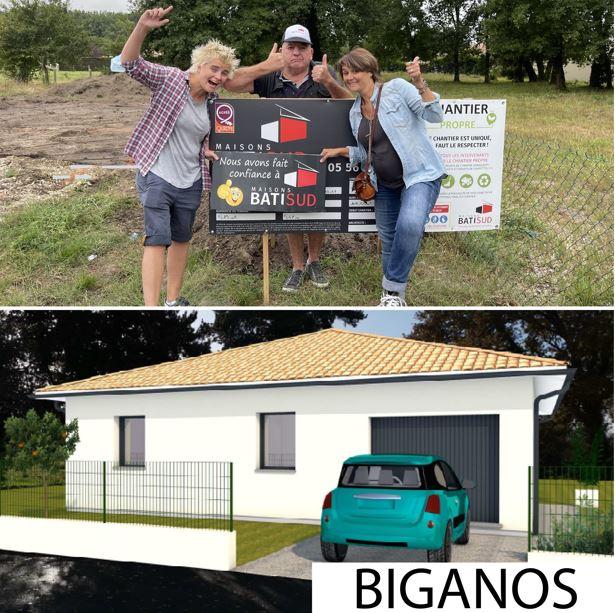 MAISONS BATI SUD : Nouvelles ouvertures de chantierde l'été - Biganos