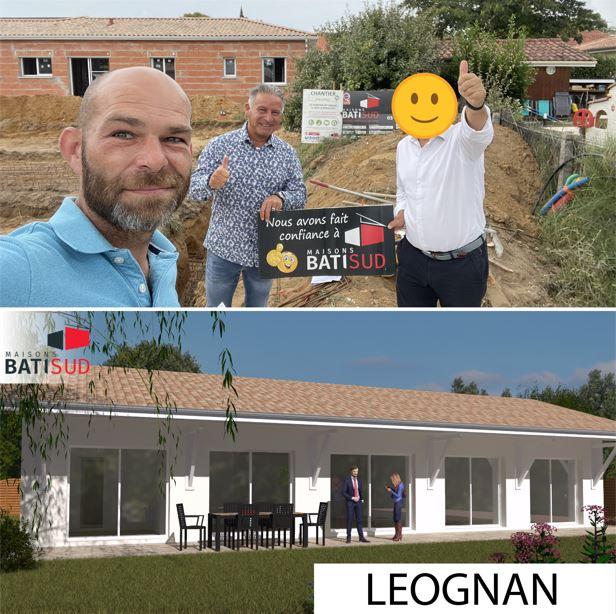 MAISONS BATI SUD : Nouvelles ouvertures de chantierde l'été - Leognan